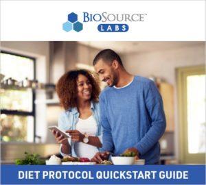 BioSource Labs Diet Quickstart Guide Download
